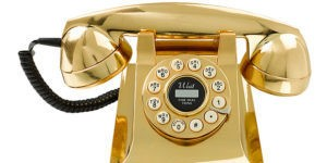 Golden Phone